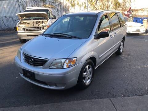 2000 Mazda MPV for sale at 4 Girls Auto Sales in Houston TX