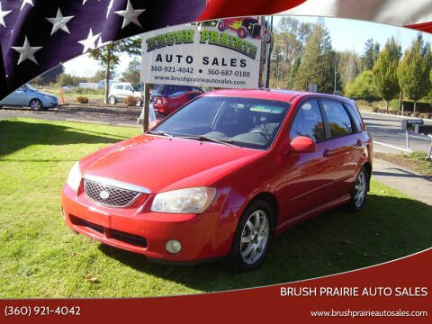 2005 Kia Spectra for sale at Brush Prairie Auto Sales in Battle Ground WA