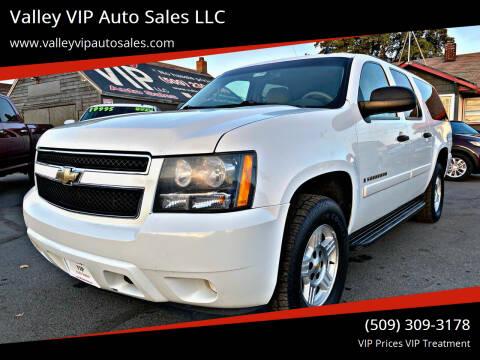 2008 Chevrolet Suburban for sale at Valley VIP Auto Sales LLC in Spokane Valley WA