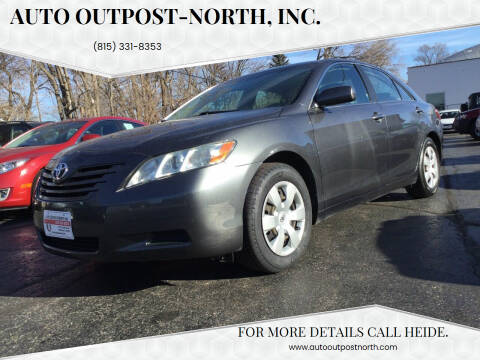 2008 Toyota Camry for sale at Auto Outpost-North, Inc. in McHenry IL