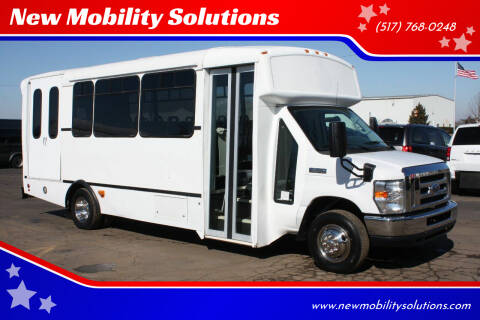 2014 Ford E-Series Chassis for sale at New Mobility Solutions in Jackson MI