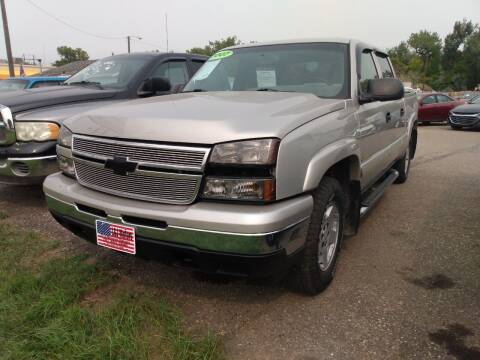 2007 Chevrolet Silverado 1500 Classic for sale at L & J Motors in Mandan ND