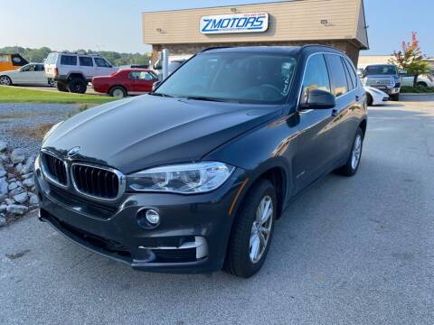 2015 BMW X5 for sale at Z Motors in Chattanooga TN
