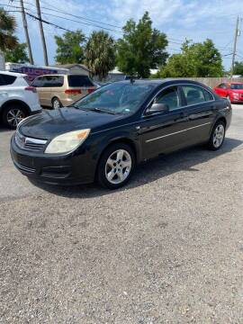 2008 Saturn Aura for sale at Lucky Motors in Panama City FL