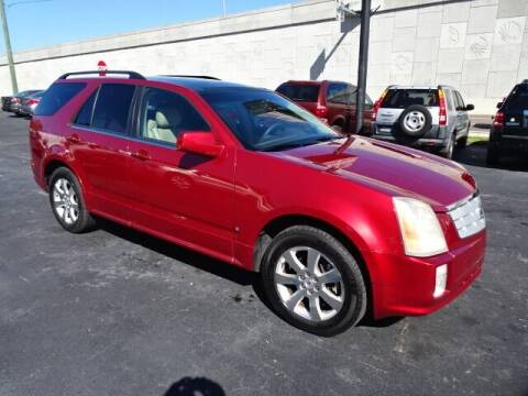 2008 Cadillac SRX for sale at DONNY MILLS AUTO SALES in Largo FL
