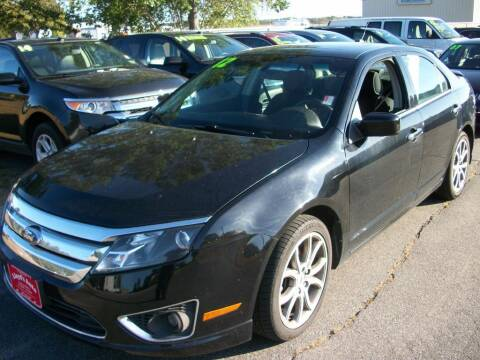 2012 Ford Fusion for sale at Lloyds Auto Sales & SVC in Sanford ME