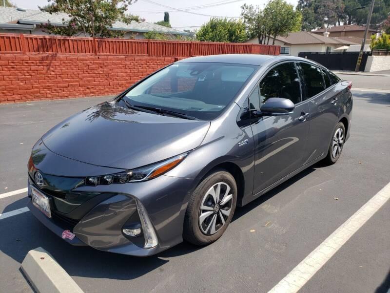2018 Toyota Prius Prime for sale at EKE Motorsports Inc. in El Cerrito CA
