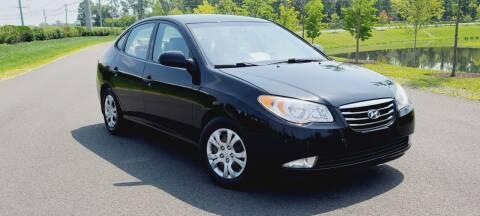 2010 Hyundai Elantra for sale at BOOST MOTORS LLC in Sterling VA