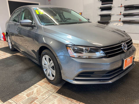 2017 Volkswagen Jetta for sale at TOP SHELF AUTOMOTIVE in Newark NJ