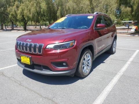 2019 Jeep Cherokee for sale at ALL CREDIT AUTO SALES in San Jose CA