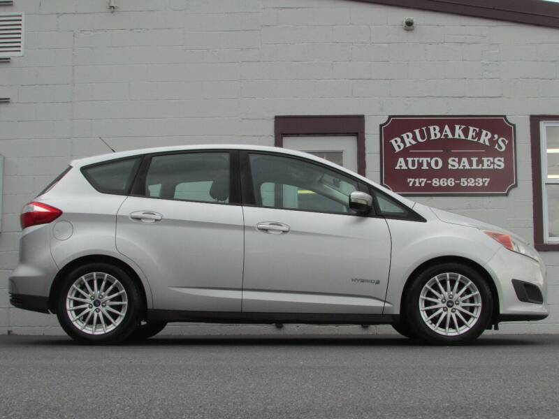 2013 Ford C-MAX Hybrid for sale at Brubakers Auto Sales in Myerstown PA