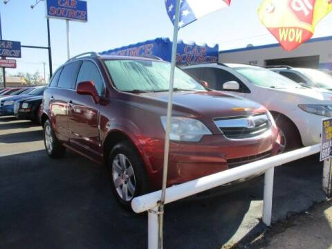 2008 Saturn Vue for sale at CAR SOURCE OKC in Oklahoma City OK