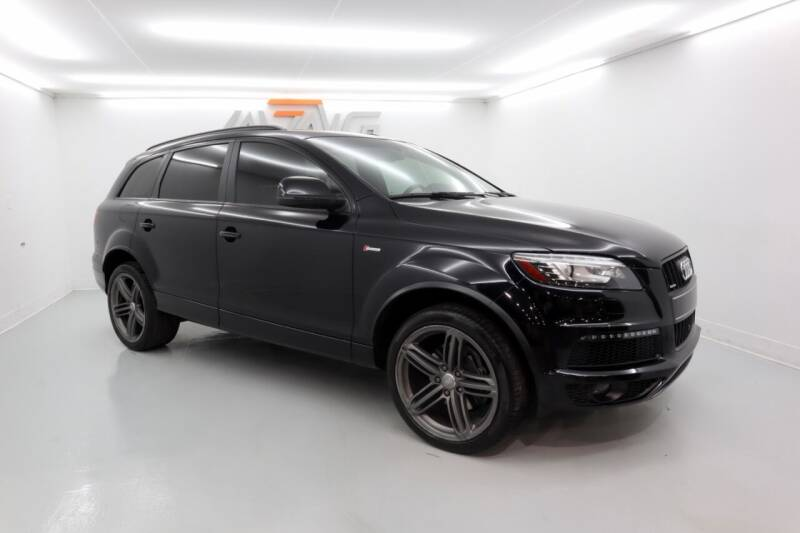 2015 Audi Q7 for sale at Alta Auto Group in Concord NC