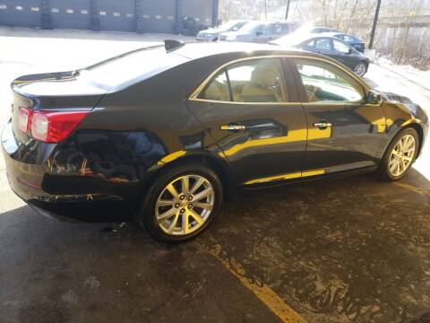 2015 Chevrolet Malibu for sale at Pittsburgh Auto Depot in Pittsburgh PA