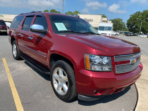 2011 Chevrolet Suburban for sale at GOLD COAST IMPORT OUTLET in Saint Simons Island GA