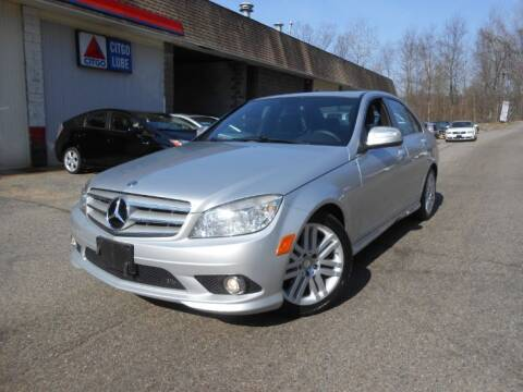2009 Mercedes-Benz C-Class for sale at Skyline Motors in Ringwood NJ