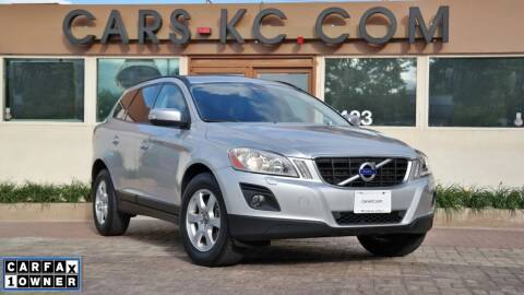 2010 Volvo XC60 for sale at Cars-KC LLC in Overland Park KS