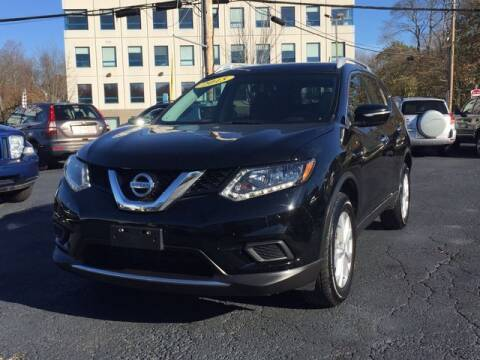 2015 Nissan Rogue for sale at All Star Auto  Cycle in Marlborough MA
