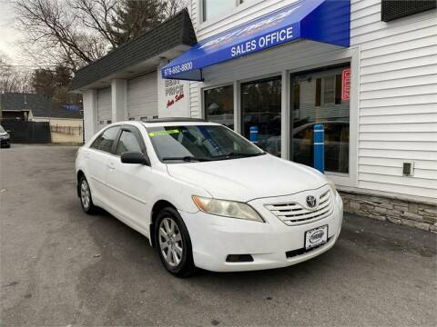 2007 Toyota Camry for sale at Best Price Auto Sales in Methuen MA
