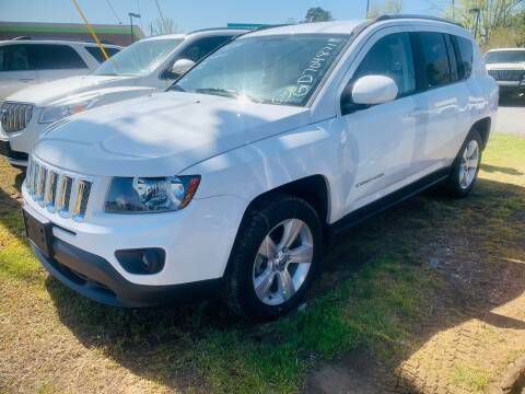 2016 Jeep Compass for sale at BRYANT AUTO SALES in Bryant AR