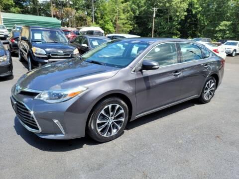 2016 Toyota Avalon for sale at GEORGIA AUTO DEALER, LLC in Buford GA