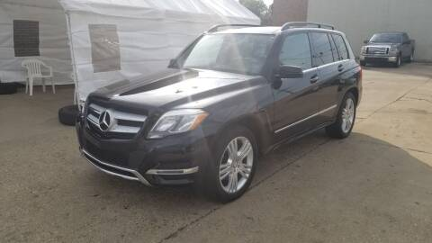 2014 Mercedes-Benz GLK for sale at Madison Motor Sales in Madison Heights MI
