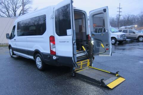 2015 Ford Transit Passenger for sale at K & R Auto Sales,Inc in Quakertown PA