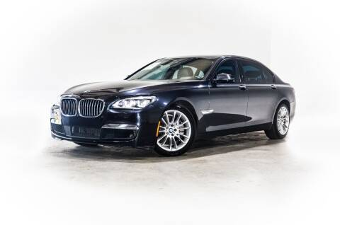 2015 BMW 7 Series for sale at CarXoom in Marietta GA