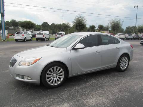 2011 Buick Regal for sale at Blue Book Cars in Sanford FL