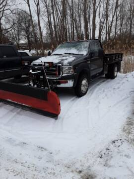 2005 Ford F-550 Super Duty for sale at Faithful Cars Auto Sales in North Branch MI