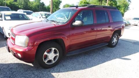 2006 Chevrolet TrailBlazer EXT for sale at Unlimited Auto Sales in Upper Marlboro MD