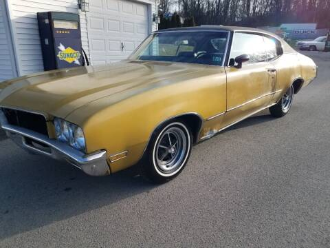 1971 Buick Skylark for sale at STARRY'S AUTO SALES in New Alexandria PA