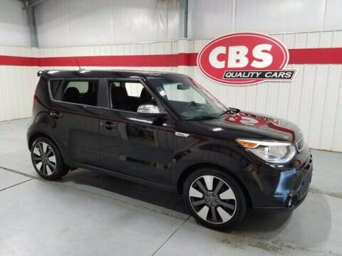 2015 Kia Soul for sale at CBS Quality Cars in Durham NC