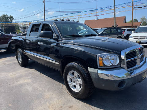 2005 Dodge Dakota for sale at Auto Exchange in The Plains OH