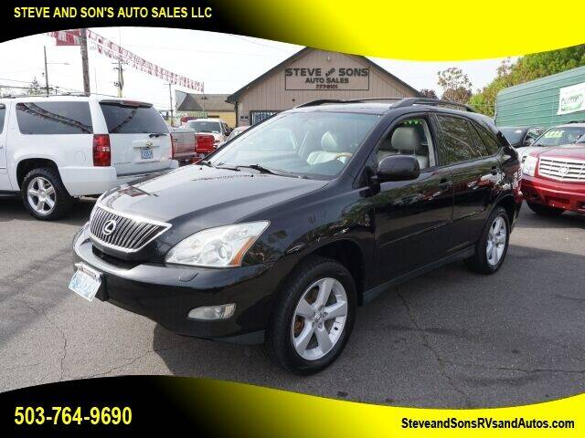 2006 Lexus RX 330 for sale at Steve & Sons Auto Sales in Happy Valley OR