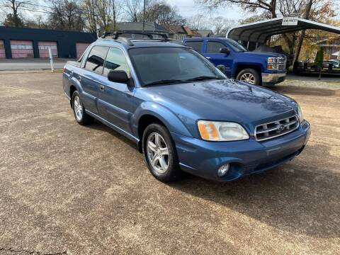 2006 Subaru Baja for sale at The Auto Lot and Cycle in Nashville TN