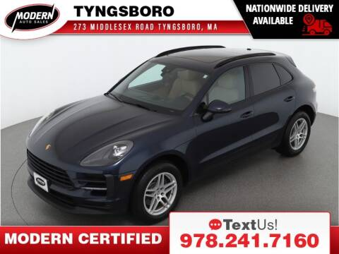 2019 Porsche Macan for sale at Modern Auto Sales in Tyngsboro MA