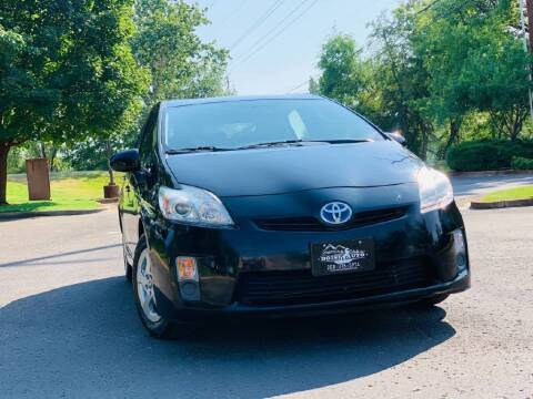 2010 Toyota Prius for sale at Boise Auto Group in Boise ID