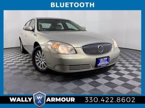 2007 Buick Lucerne for sale at Wally Armour Chrysler Dodge Jeep Ram in Alliance OH