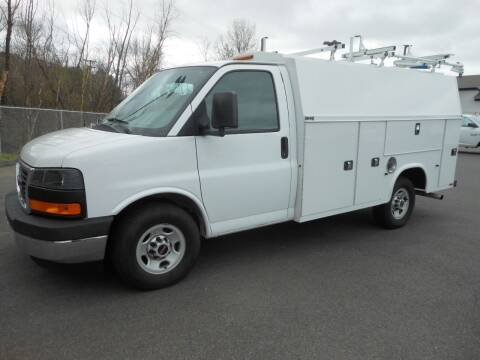 2017 Chevrolet Express Cutaway for sale at Benton Truck Sales - Utility Trucks in Benton AR