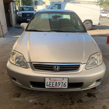 1999 Honda Civic for sale at Aria Auto Sales in El Cajon CA