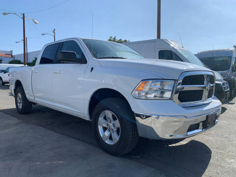 2020 RAM Ram Pickup 1500 Classic for sale at Best Buy Quality Cars in Bellflower CA