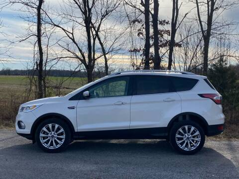 2017 Ford Escape for sale at RAYBURN MOTORS in Murray KY