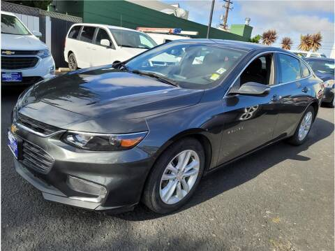 2018 Chevrolet Malibu for sale at AutoDeals in Daly City CA