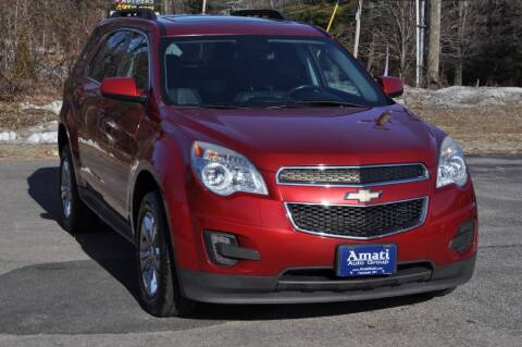 2014 Chevrolet Equinox for sale at Amati Auto Group in Hooksett NH