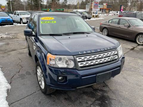 2011 Land Rover LR2 for sale at Sandy Lane Auto Sales and Repair in Warwick RI