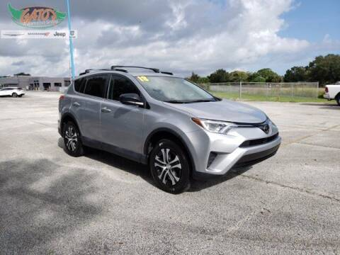 2018 Toyota RAV4 for sale at GATOR'S IMPORT SUPERSTORE in Melbourne FL