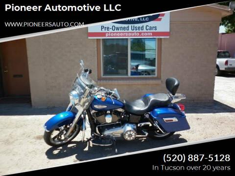 2015 Harley Davidson FLD for sale at Pioneer Automotive LLC in Tucson AZ