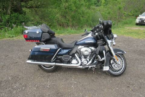 2013 Harley-Davidson Electra Glide Limited for sale at Clearwater Motor Car in Jamestown NY