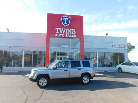 2015 Jeep Patriot for sale at Twins Auto Sales Inc Redford 1 in Redford MI